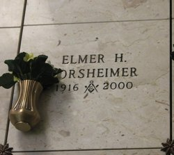 Elmer H Dorsheimer