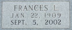 Frances Louise <I>Carpenter</I> Bowers