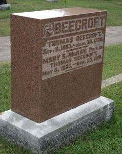 Thomas Beecroft