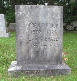Eva M <I>Trumbull</I> Braley