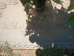 Raymond Virgil Ashburn