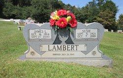 Susie Elloway <I>Smith</I> Lambert