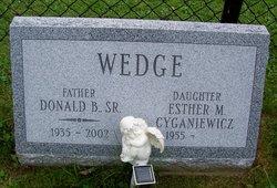 Donald B. Wedge