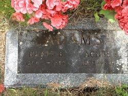 Agnes L. Adams