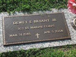 """Dewey Edward """"Ed"""" Bryant, Jr"""