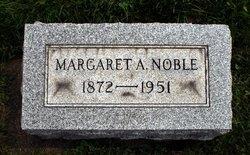 Margaret Ann <I>Noel</I> Noble