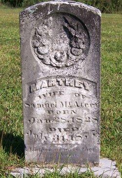 Marthey <I>Nabors</I> McAteer