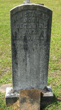 William Joseph Stanley