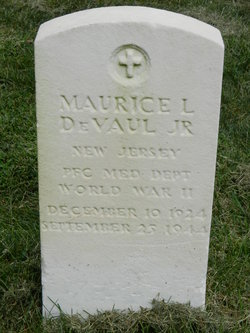 Maurice L Devaul, Jr