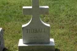 Col William Tidball