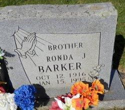 Ronda <I>Jones</I> Barker