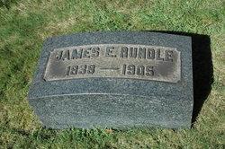 James E Rundle