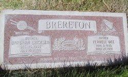"Ferrell Dee ""Jim"" Brereton"