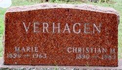 Christian Maurice Verhagen