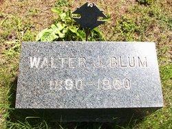 Walter J. Blum