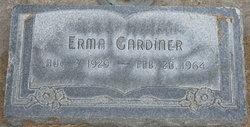Erma Gardiner