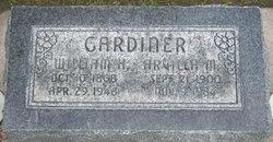 Arvilla <I>Menary</I> Gardiner