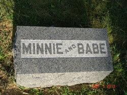 Minnie S. <I>Jennings</I> Buck