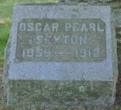 Oscar Pearl Sexton