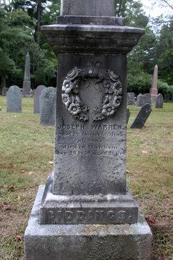 Joseph Warren Giddings
