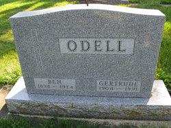 Gertrude <I>Ryan</I> Odell