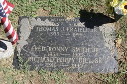 """Fred Ronald """"Ronny"""" Smith, Jr"""