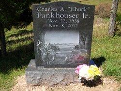 """Charles A. """"Chuck"""" Funkhouser, Jr"""