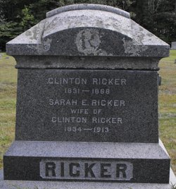 Sarah E. Ricker