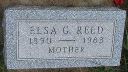 Elsa G <I>Given</I> Reed