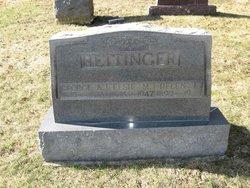 Helen Irene <I>Hettinger</I> Heaton
