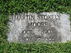 Martin Stokely Moore