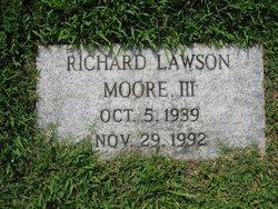Richard Lawson Moore, III