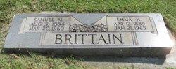 Emma <I>Huffman</I> Brittain