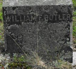 William T Butler