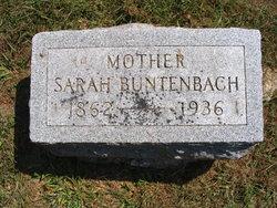 Sarah Buntenbach