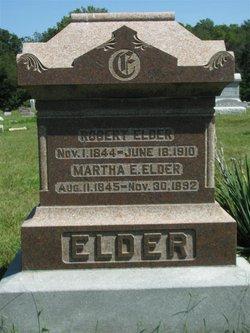 Martha <I>Cross</I> Elder