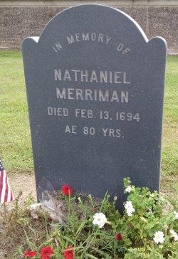 Nathaniel Merriman