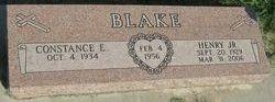 Henry Blake, Jr