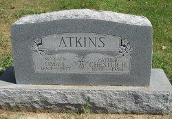 Oma Ethel <I>Perkins</I> Atkins