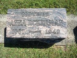 Anna Ackerman