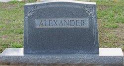 Flora <I>Kee</I> Alexander