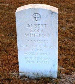 Albert Ezra Whitney