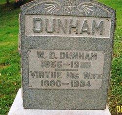 Wilford D Dunham
