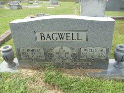 Willie M <I>Coker</I> Bagwell