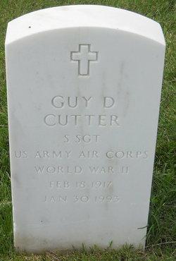 Guy D Cutter