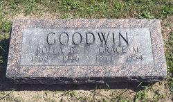 Grace May <I>Millard</I> Goodwin