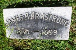 James A Armstrong