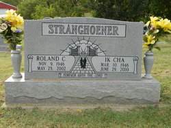 """Roland Charles """"Red"""" Stanghoener"""