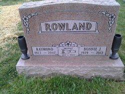 Raymond Rowland