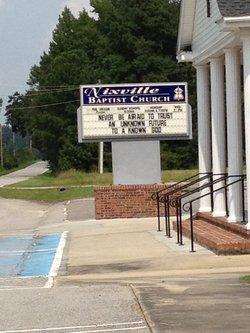 Nixville Baptist Church Cemetery